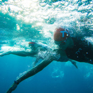 Entrenamiento para triathlon en Lanzarote | ACTraining | Swimming trainning